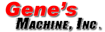 Gene's Machine & Fabrication Shop